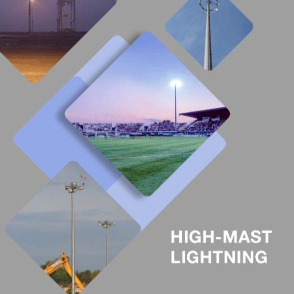 Brochure high poles and lighting