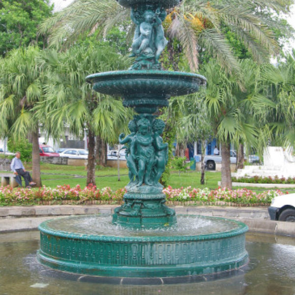 St. Benoit Fountain